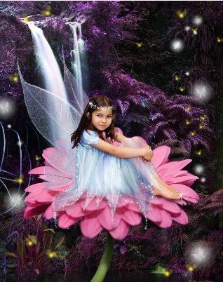 Waterfall Fairy