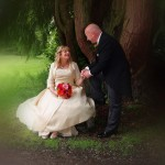 Wedding photography at Plas Hafod